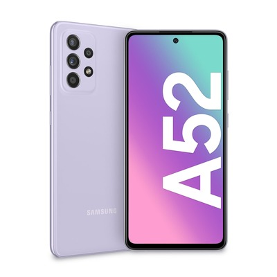 SAMSUNG Galaxy A52 Awesome Violet  Default image