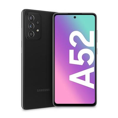 SAMSUNG Galaxy A52 Awesome Black  Default image