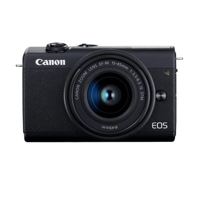 CANON EOS M200 BK M15-45 S+SB130+16GB EU  Default image