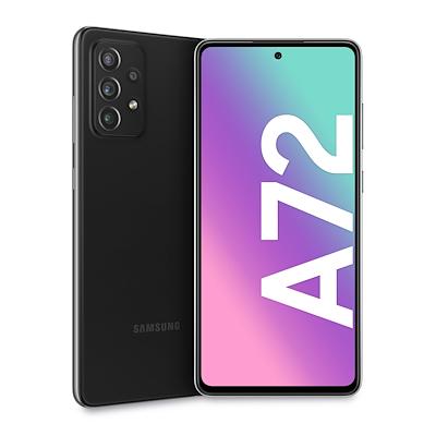 TIM SAMSUNG Galaxy A72 black  Default image