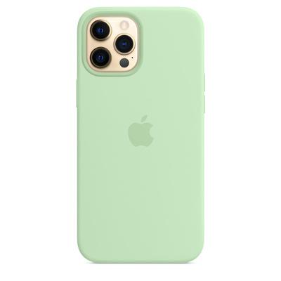 APPLE iPhone 12 Pro Max Custodia in Silicone con MagSafe  Default image
