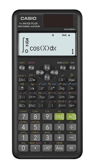 CASIO FX-991ES PLUS 2  Default image