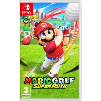 NINTENDO Mario Golf Super Rush  Default image