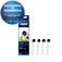 ORAL-B TESTINE PURE CLEAN CARBONE X 4 PZ  Default thumbnail