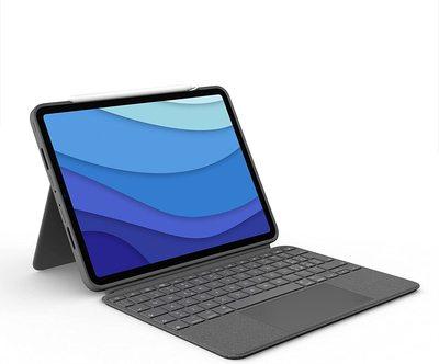 LOGITECH Combo Touch iPad Pro 11 (1a, 2a, 3a gen)  Default image
