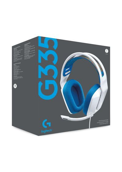 LOGITECH G335 Wired Gaming Headset  Default image