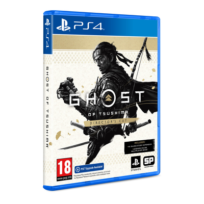 SONY ENTERTAINMENT GHOST OF TSUSHIMA DIRECTOR'S CUT PS4  Default image