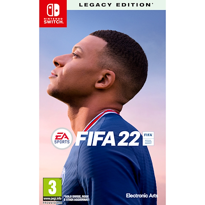 ELECTRONIC ARTS FIFA 22 SWITCH  Default image