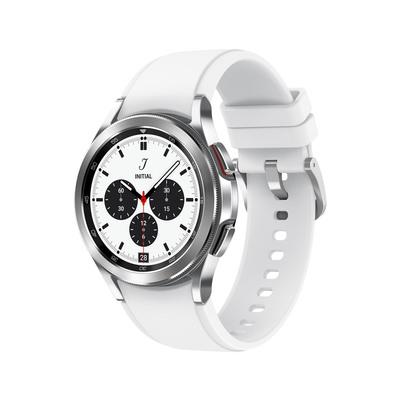 SAMSUNG Galaxy Watch4 Classic 42mm 16GB Silver  Default image