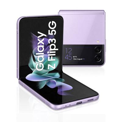 SAMSUNG Galaxy Z Flip3 5G 256GB Lavender  Default image