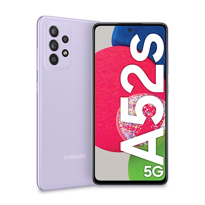 SAMSUNG Galaxy A52s 5G violet  Default image