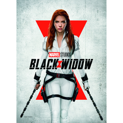 WALT DISNEY DVD BLACK WIDOW  Default image