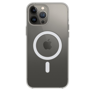 APPLE iPhone 13 Pro Max Clear Case with MagSafe  Default image
