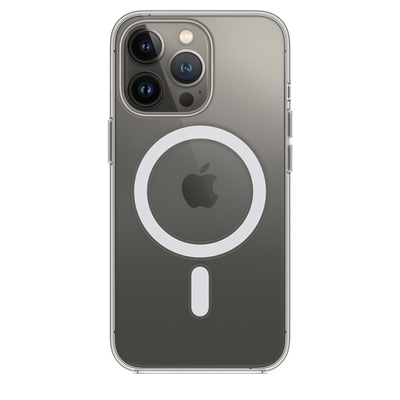 APPLE iPhone 13 Pro Clear Case with MagSafe  Default image