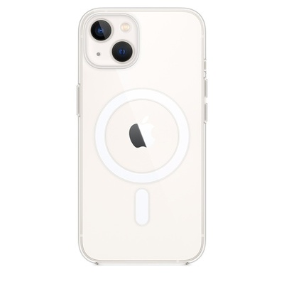 APPLE iPhone 13 Clear Case with MagSafe  Default image
