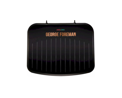 RUSSELL HOBBS GEORGE FOREMAN GRILL FIT COPPER MEDIUM  Default image