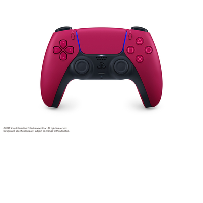 SONY ENT. CONTROLLER WIRELESS DUALSENSE COSMIC RED  Default image