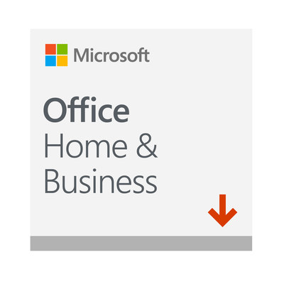 MICROSOFT OFFICE 2019 HOME & BUSINESS ESD  Default image