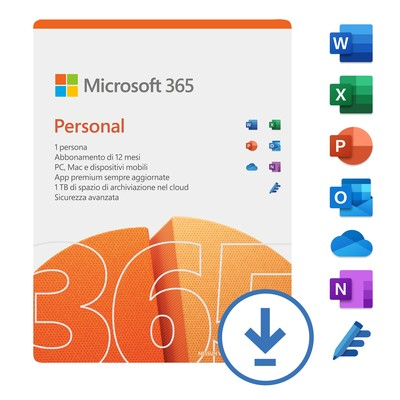 MICROSOFT Microsoft 365 Personal ESD  Default image
