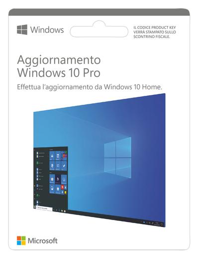 MICROSOFT Aggiornamento Windows 10 Pro  Default image